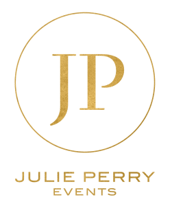 Julie Perry Events. Luxury party planner, event organiser and event services. Quality is at the core of everything we do.